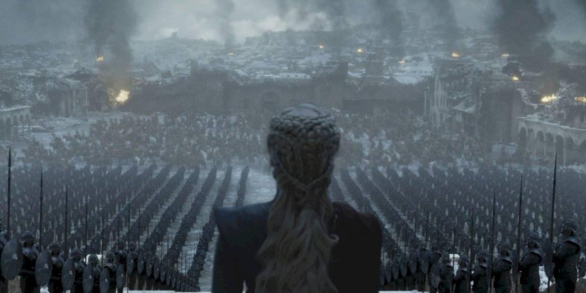 Games of Thrones sería la serie favorita de los premios Emmy 2019