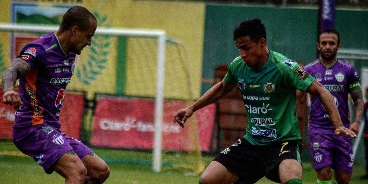 Clausura 2019   Guastatoya - Antigua GFC en números