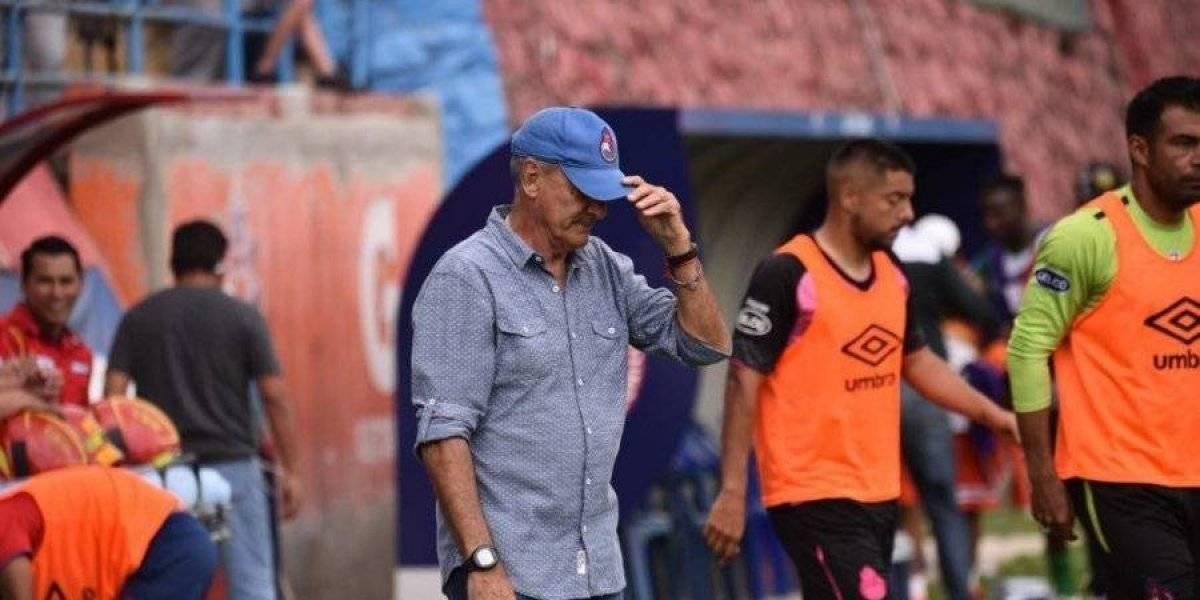 Municipal ya decidió el futuro de Horacio Cordero con el club
