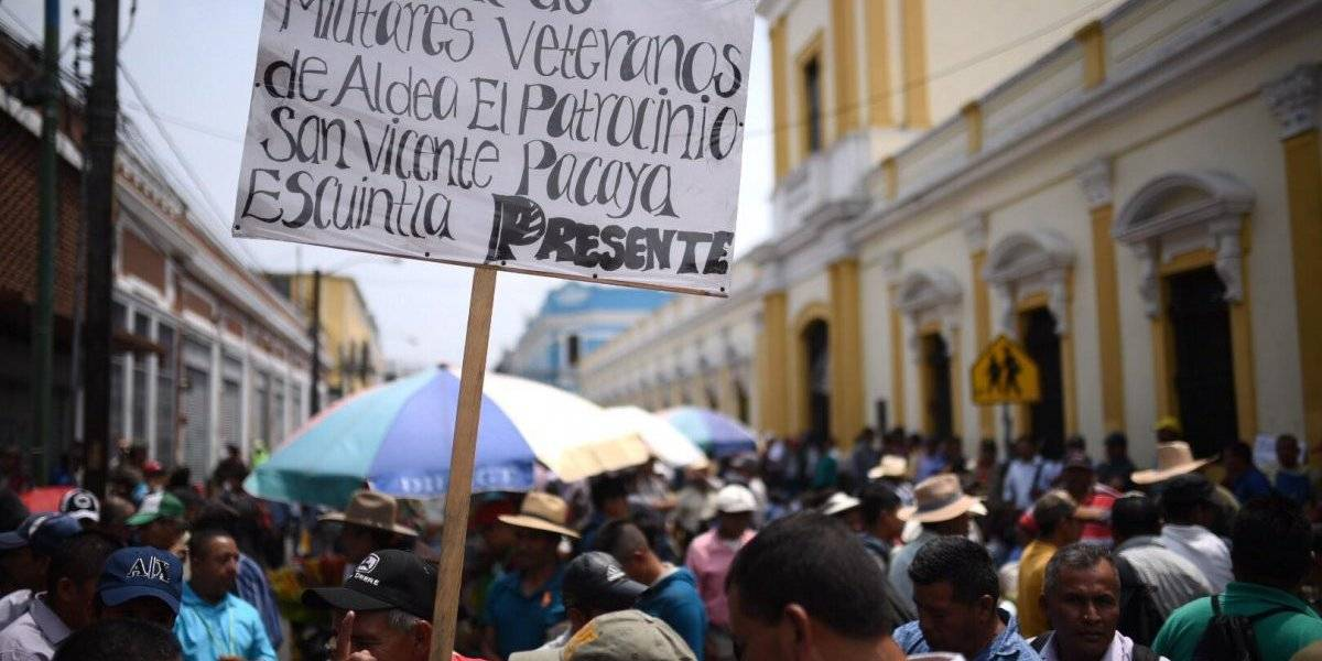 """Presidente sobre resarcimiento a exmilitares: """"Los números sencillamente no dan"""""""