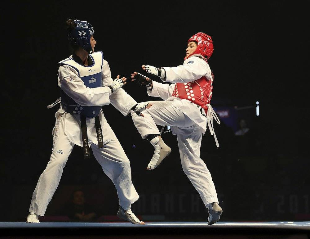 Se impuso en la semifinal a Nafia Kuz. / AP