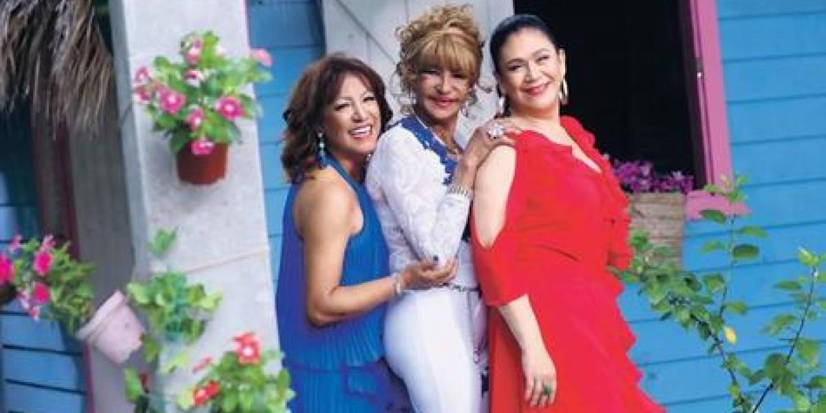 Violinista Milly, Maridalia y Fefita La Grande cantarán el viernes 28 de junio