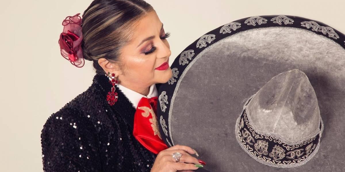 Paulina Tamayo presenta el concierto Ándale Mamá en la Casa de la Cultura en Quito
