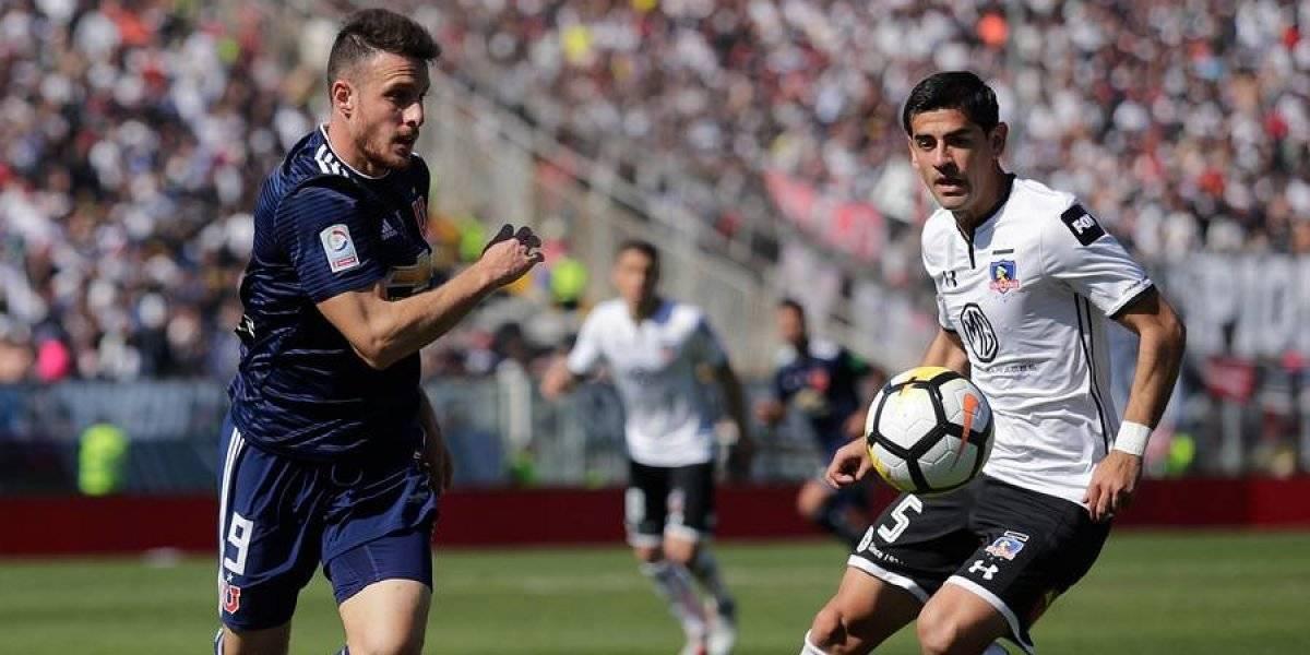 Superclásico internacional: el partido entre la U y Colo Colo será transmitido en Argentina y Brasil