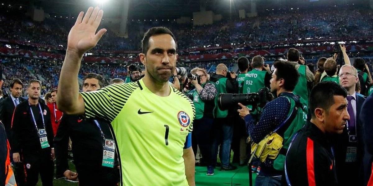 """Claudio Bravo rompe el silencio: """"Nunca me he marginado de la selección"""""""