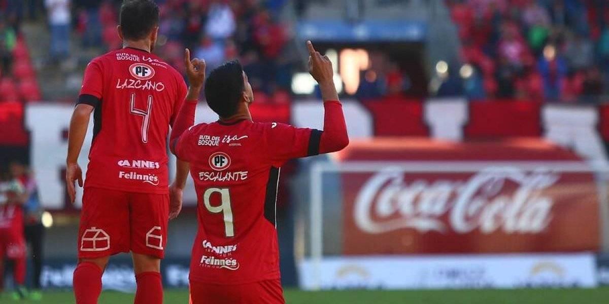 Jugador de Ñublense amenazó de muerte a un árbitro en duelo ante Copiapó