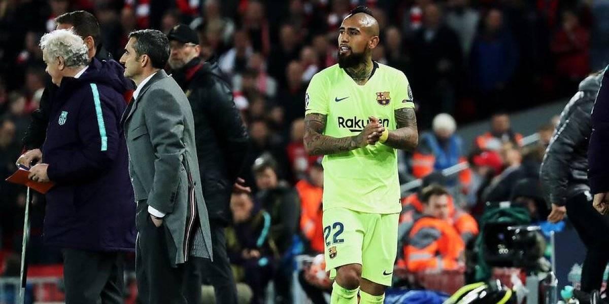 """El gran dolor de Arturo Vidal por la Roja: """"He llorado por no haber ido al Mundial de Rusia con la Selección"""""""