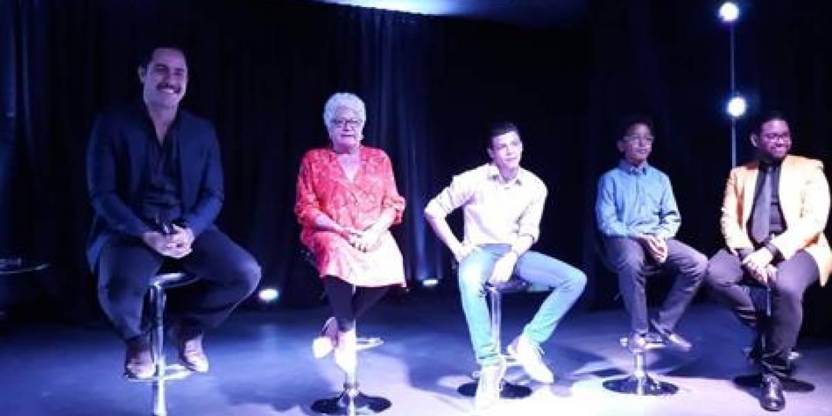 """Este fin de semana, Raeldo López estrena su obra de teatro """"¿Y mami?"""""""