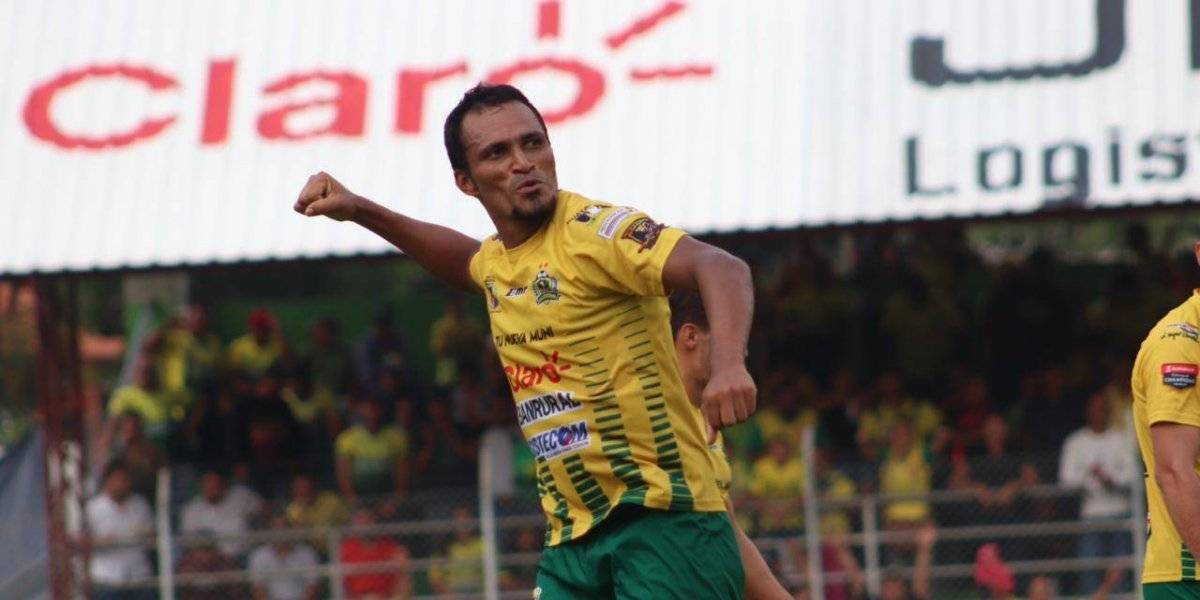 Guastatoya vence a Antigua GFC con un golazo de Ángel Rodríguez
