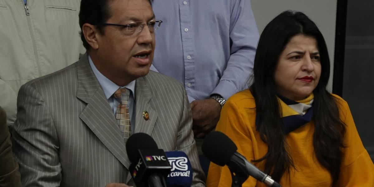 Santiago Guarderas suma apoyo para la Vicealcaldía de Quito