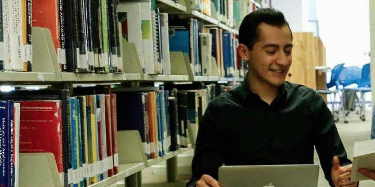 Daniel Marín, el estudiante mexicano que se pelean 9 universidades de EU