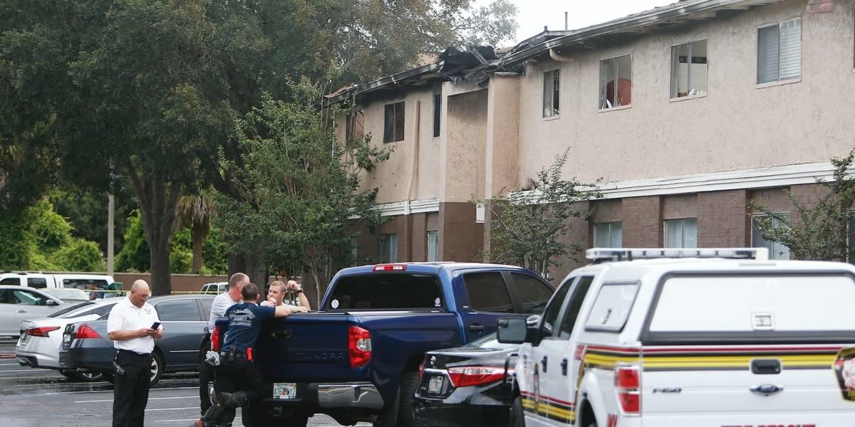 Familia boricua muere en incendio en Florida