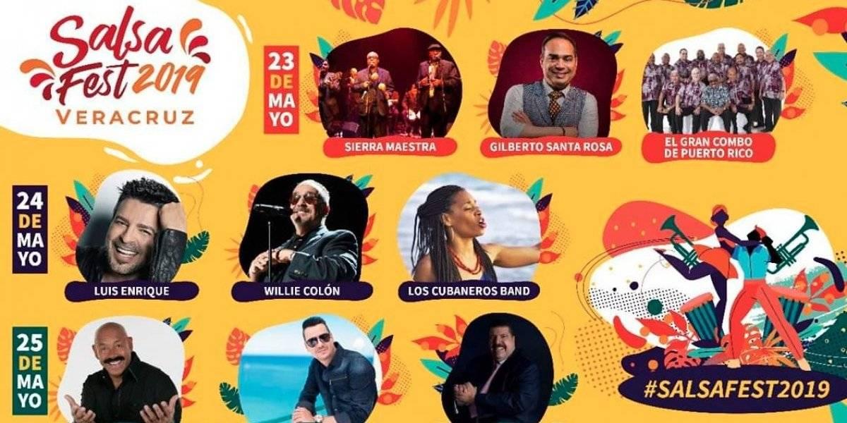 ¡Regresa el Salsafest a Veracruz!