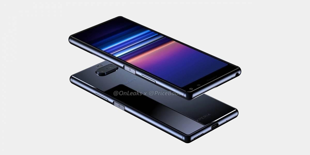 Tecnologia: Imagens vazadas mostram como deve ser o novo Sony Xperia 20