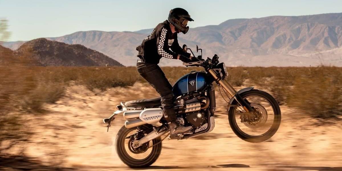 Triumph expande su portafolio con tres nuevas motos