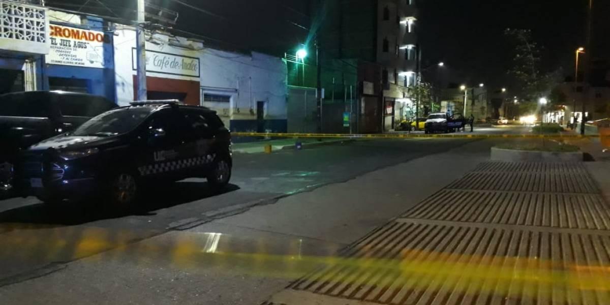 En una semana, cinco homicidios de taxistas  en Guadalajara