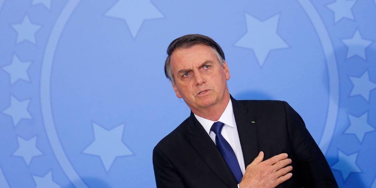 Bolsonaro se opõe à Constituição e defende trabalho forçado para presidiários