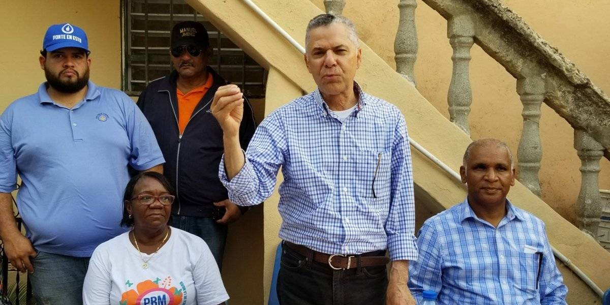 Manuel Jiménez deplora abandono en que se encuentra Cancino Adentro