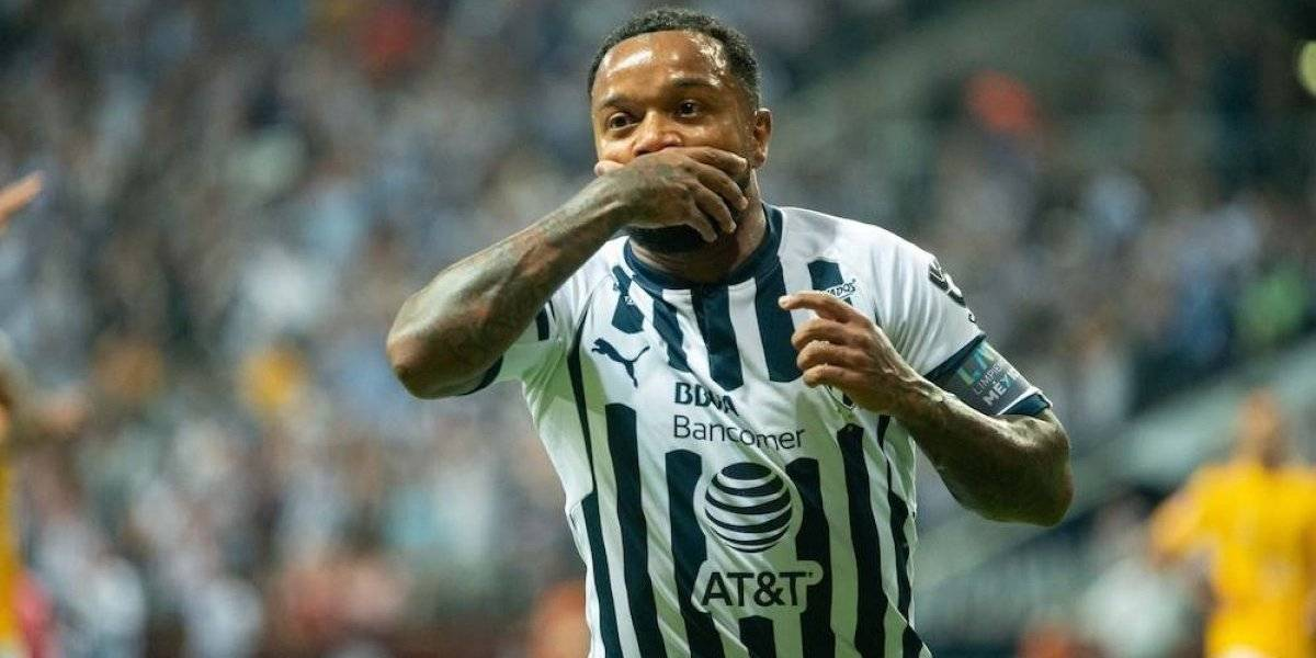 Rayados gana el juego de ida 1-0 a Tigres