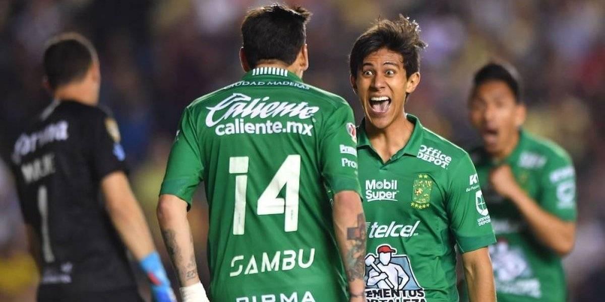 León se lleva el juego de ida 1-0 sobre América