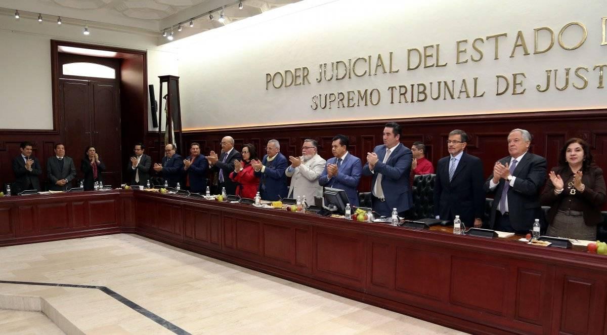 Cuesta arriba la reforma en el Poder Judicial del Estado
