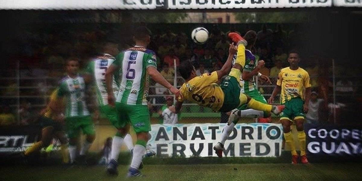El gol de Ángel Rodríguez acapara la atención del medio internacional ESPN