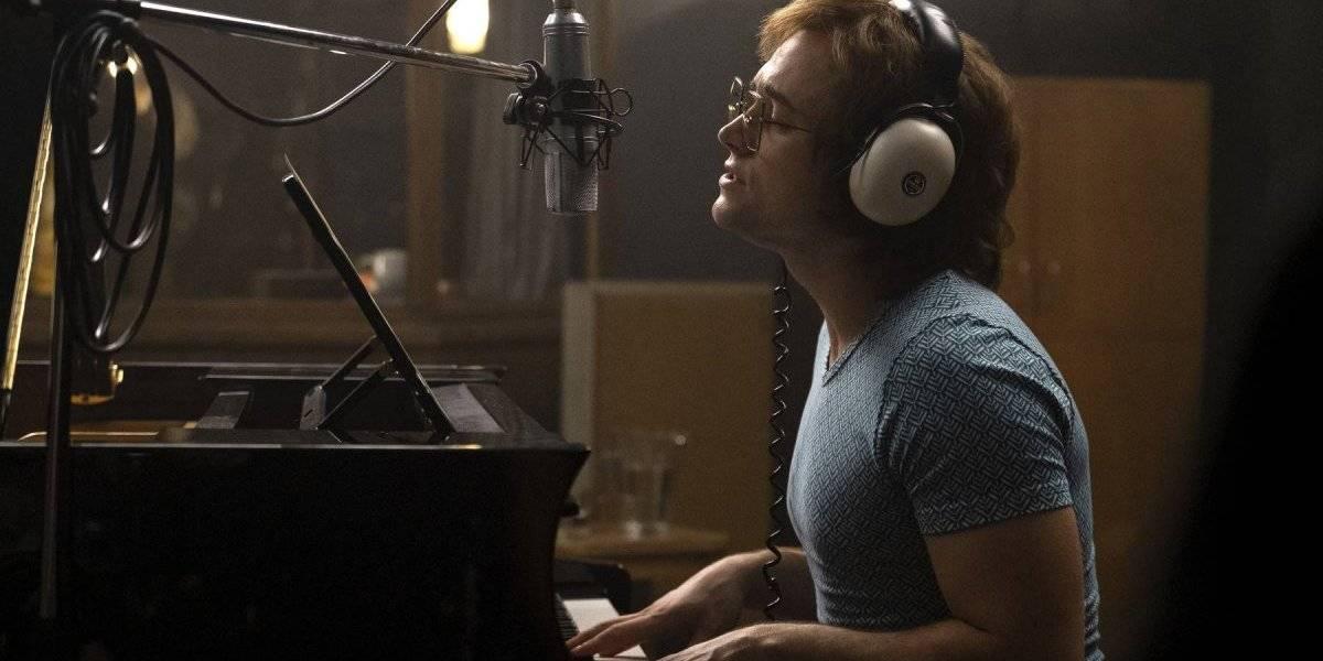 """""""Rocketman"""": Autoridades de Samoa prohiben la proyección de la exitosa película sobre Elton John"""