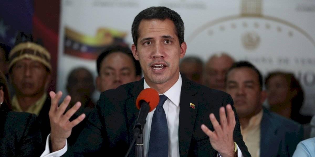 """Guaidó impulsará pacto de asistencia militar contra """"la dictadura"""" de Maduro"""