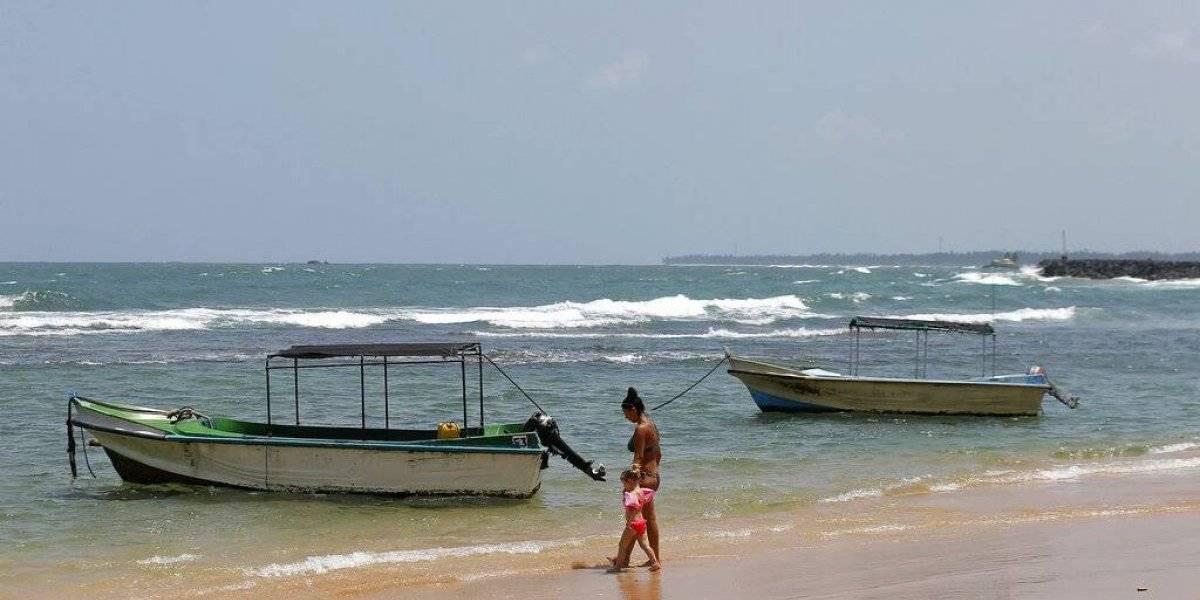 Tras ataques, hoteles y playas de Sri Lanka están vacíos