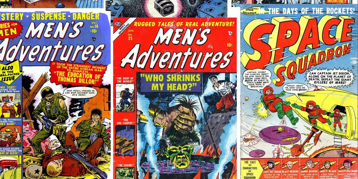 Compran derechos de Atlas Comics: Paramount quiere su universo de superhéroes