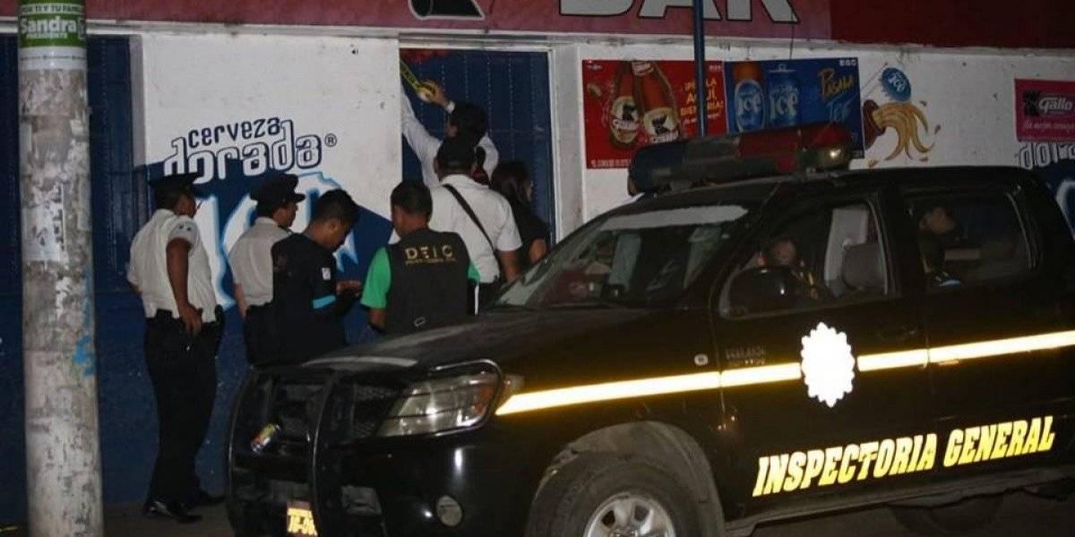 Rescatan a tres menores y capturan a 17 personas en operativos contra la trata de personas