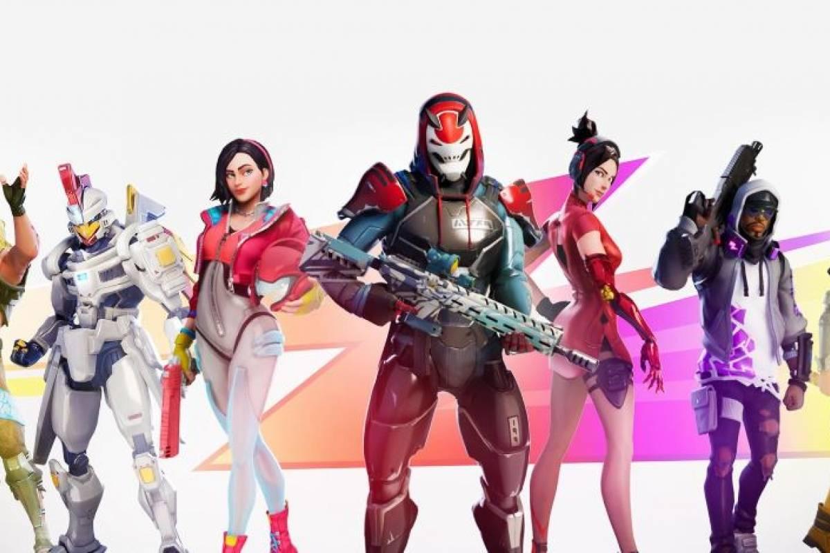 Fortnite: Jogadores Ganharão 'Rox' E 'Sentinela' Na Compra