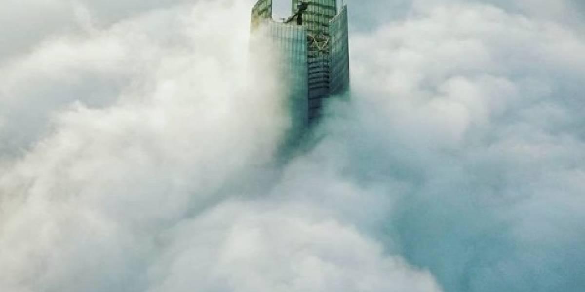 La torre más alta de Latinoamérica desde el cielo: así fue como se tomó la espectacular imagen del Costanera Center