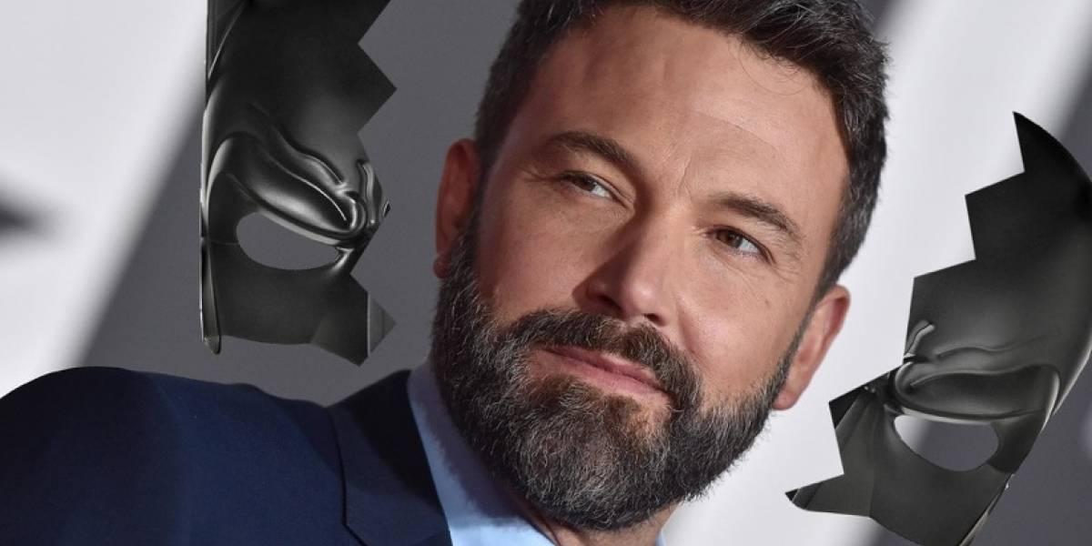 Ben Affleck dejó rol de Batman para no recaer en su alcoholismo