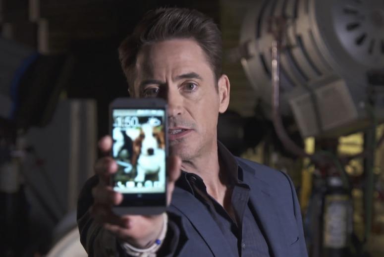 El emotivo video de Avengers que publicó Robert Downey Jr
