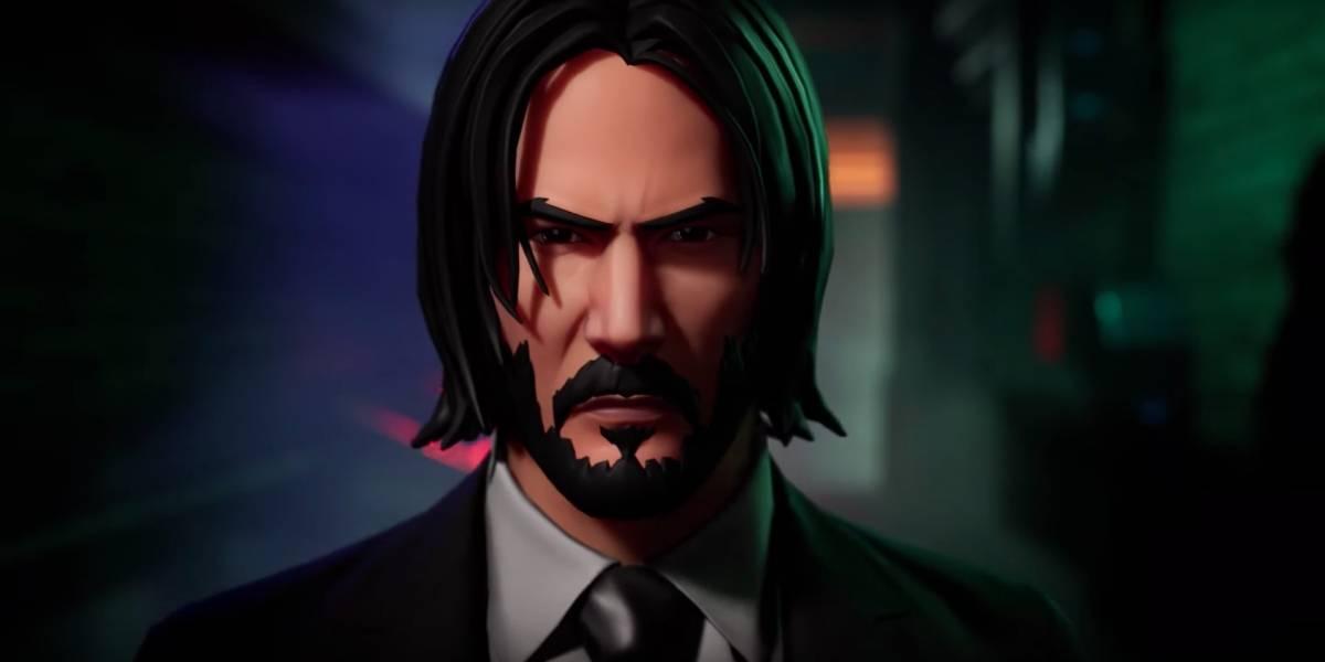 """John Wick llegó oficialmente a Fortnite con el evento """"Wick's Bounty"""""""