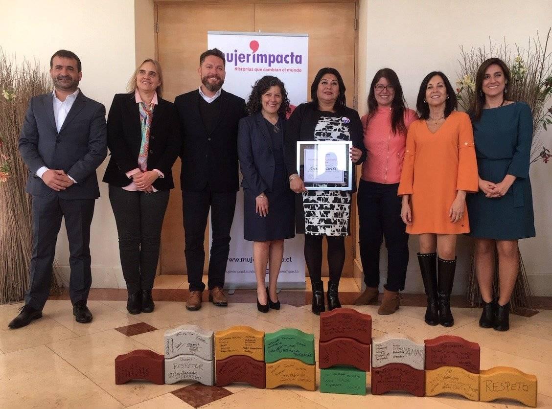 Premio Mujer Impacta