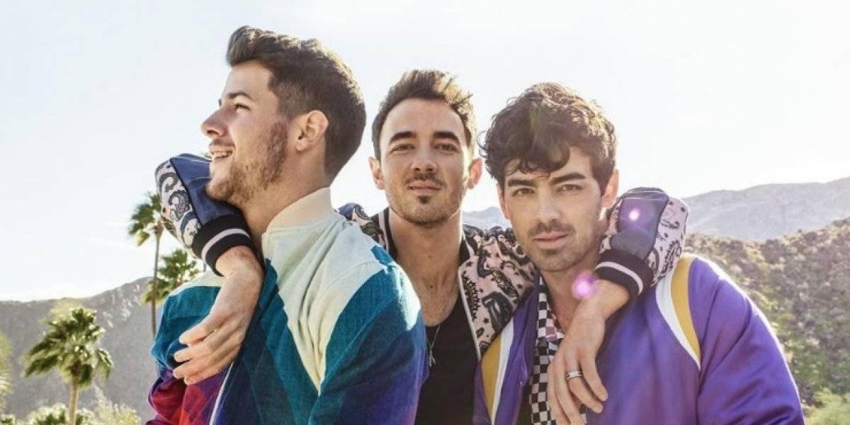 Jonas Brothers dará tres conciertos en México