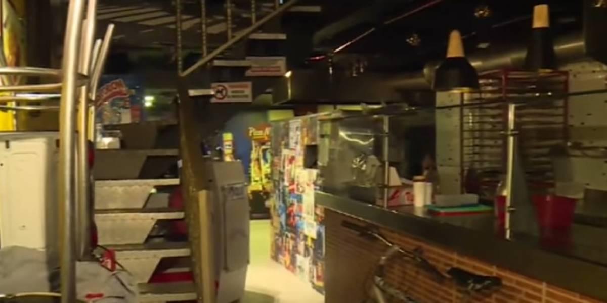 Comunidad frustró el robo de un local de comidas rápidas en Engativá