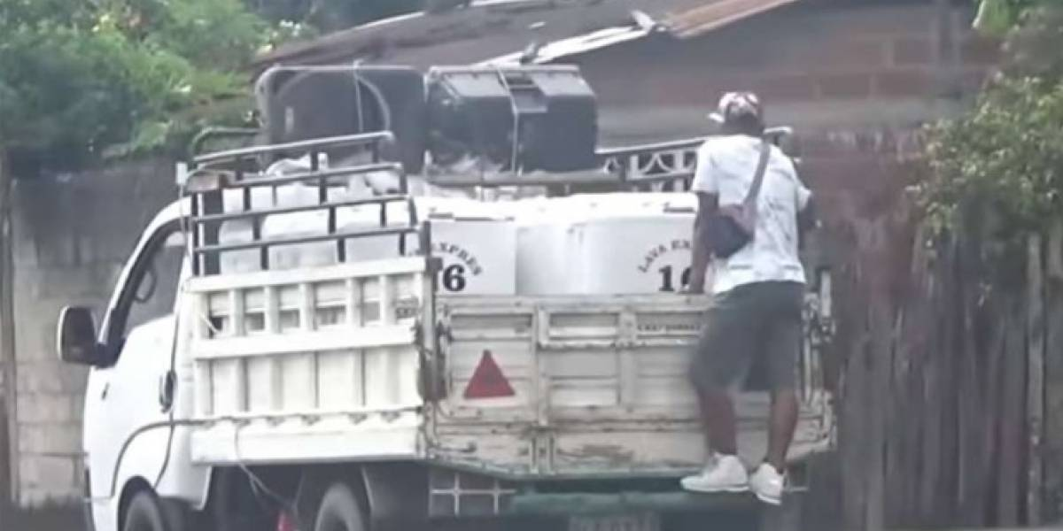 Quevedo: Cae banda que robaba mercadería transportada en vehículos