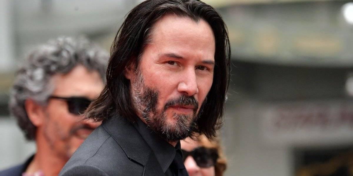 Keanu Reeves: 'Me gusta mirar la fama desde lejos'