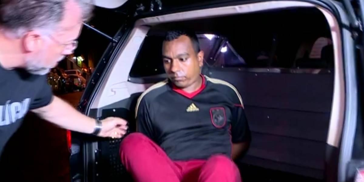 Pai se entrega e admite ter matado filha e enteada em Guarulhos