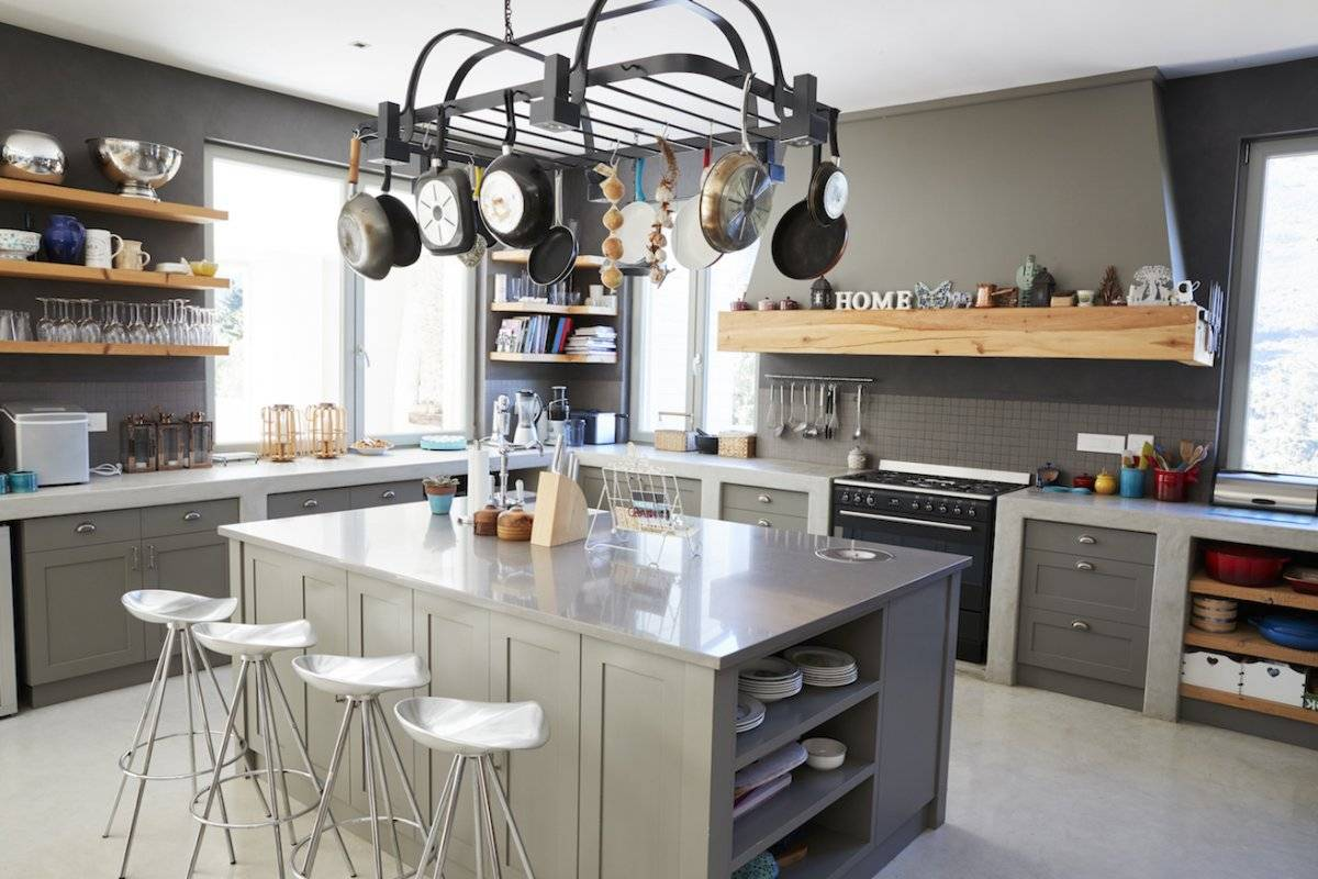 Cocina diseño interior