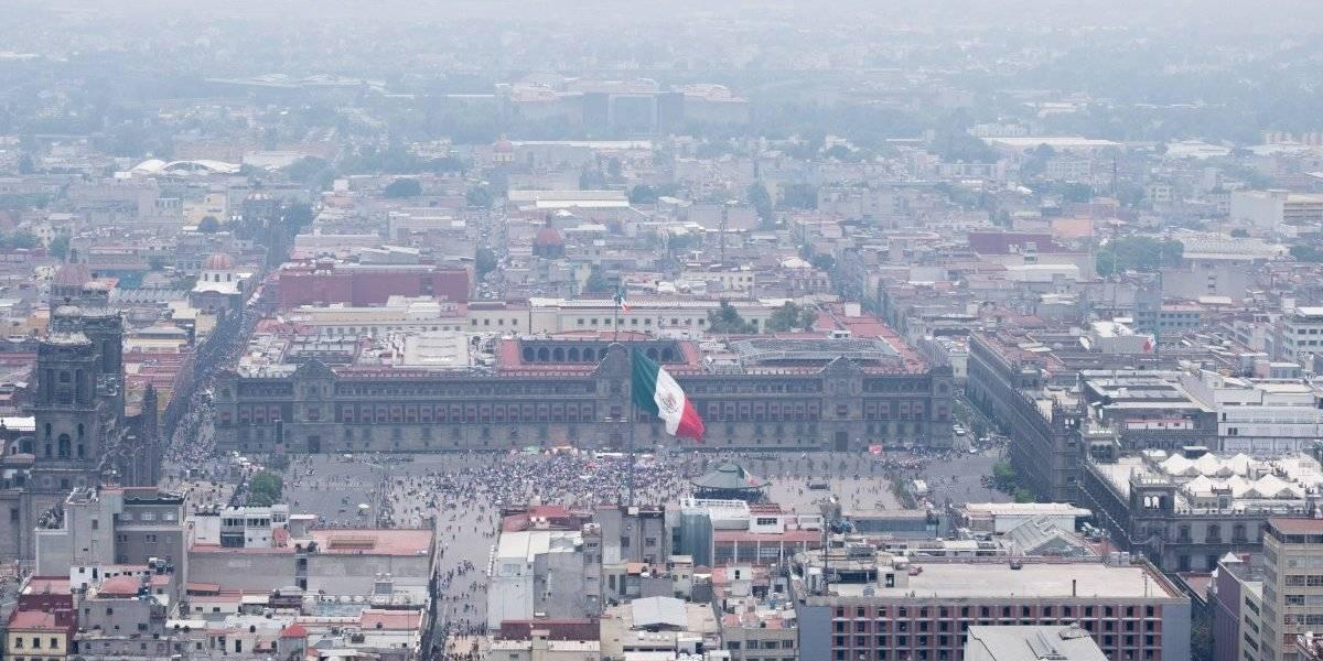Se mantiene contingencia ambiental en el Valle de México