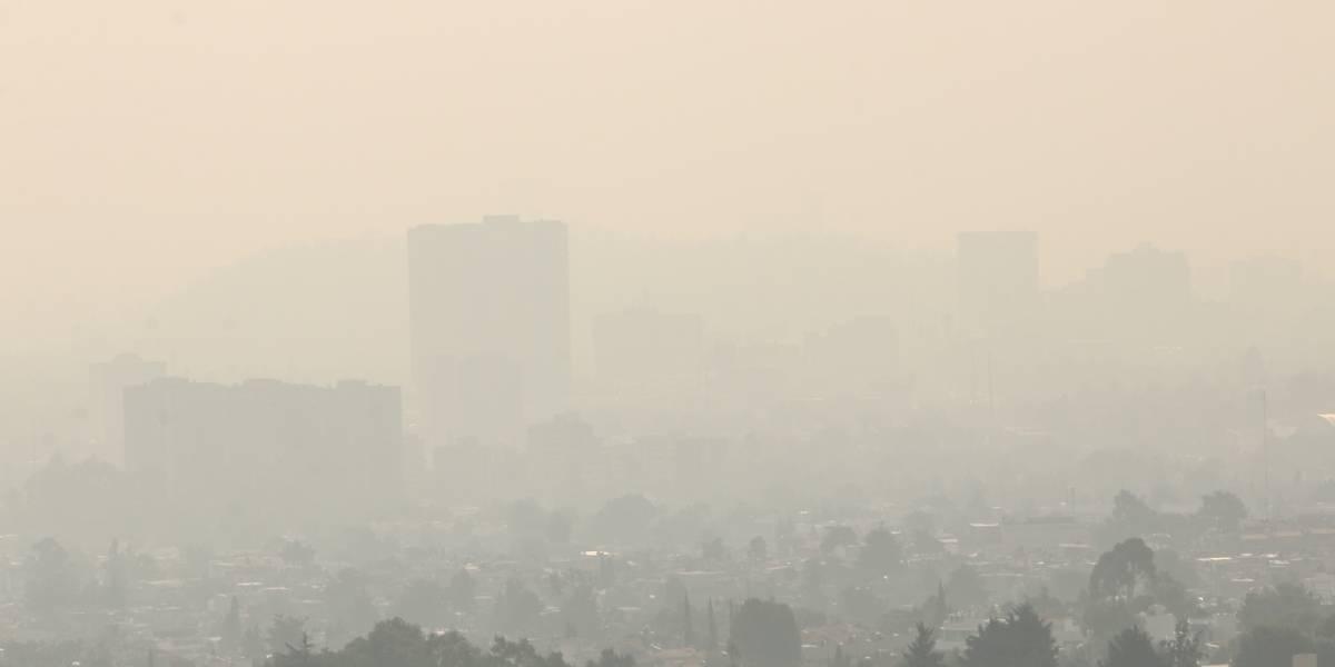CDMX, la ciudad más contaminada de América Latina: ONU