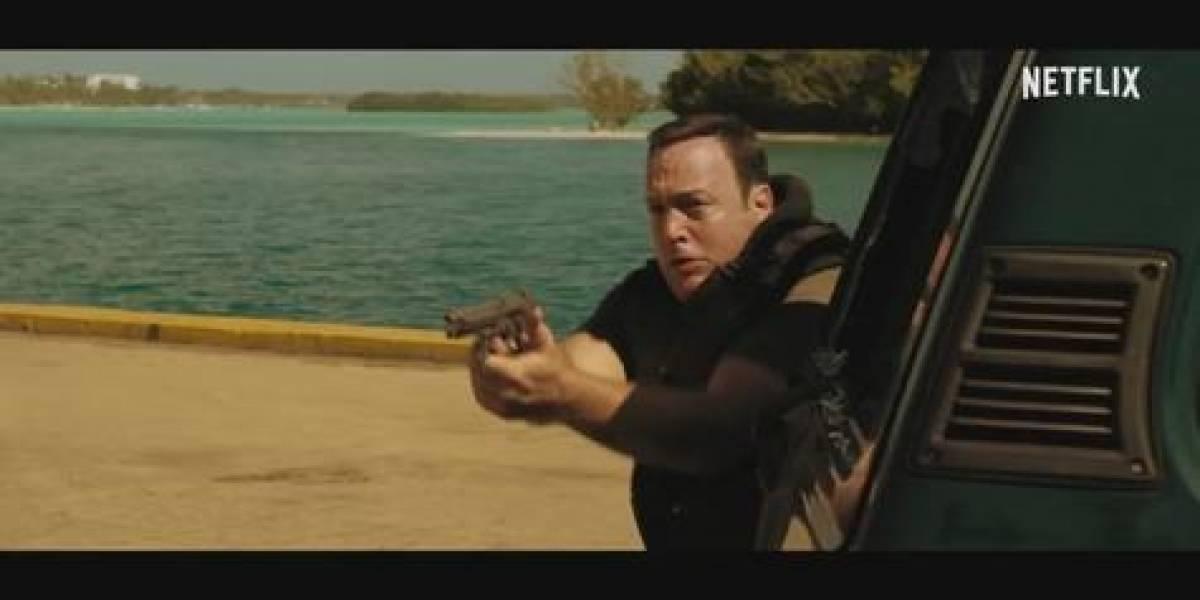Netflix exhibe filme 'Falso Asesino', rodado en República Dominicana