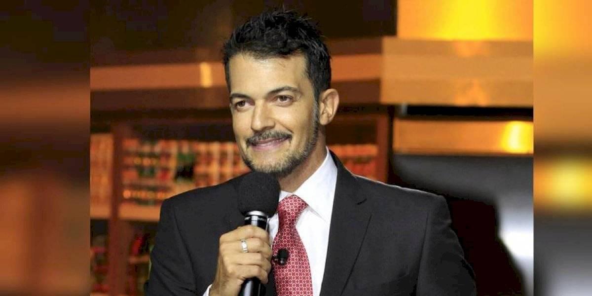 Fernando del Solar reveló que un famoso lo acosó sexualmente