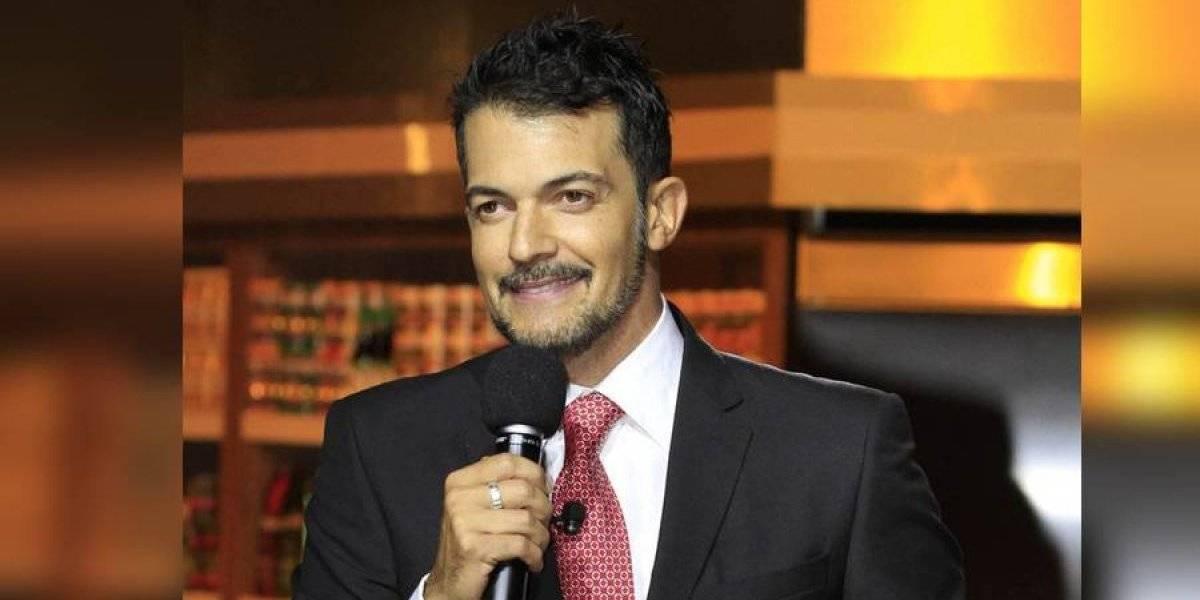 Fernando del Solar regresa a TV Azteca para conducir este programa