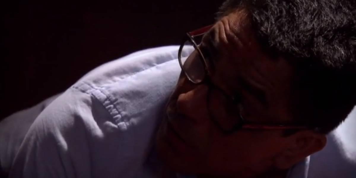 """¡Tenebroso hallazgo! Gabriel encontró la cabeza de Daniela Solís en """"Pacto de Sangre"""""""