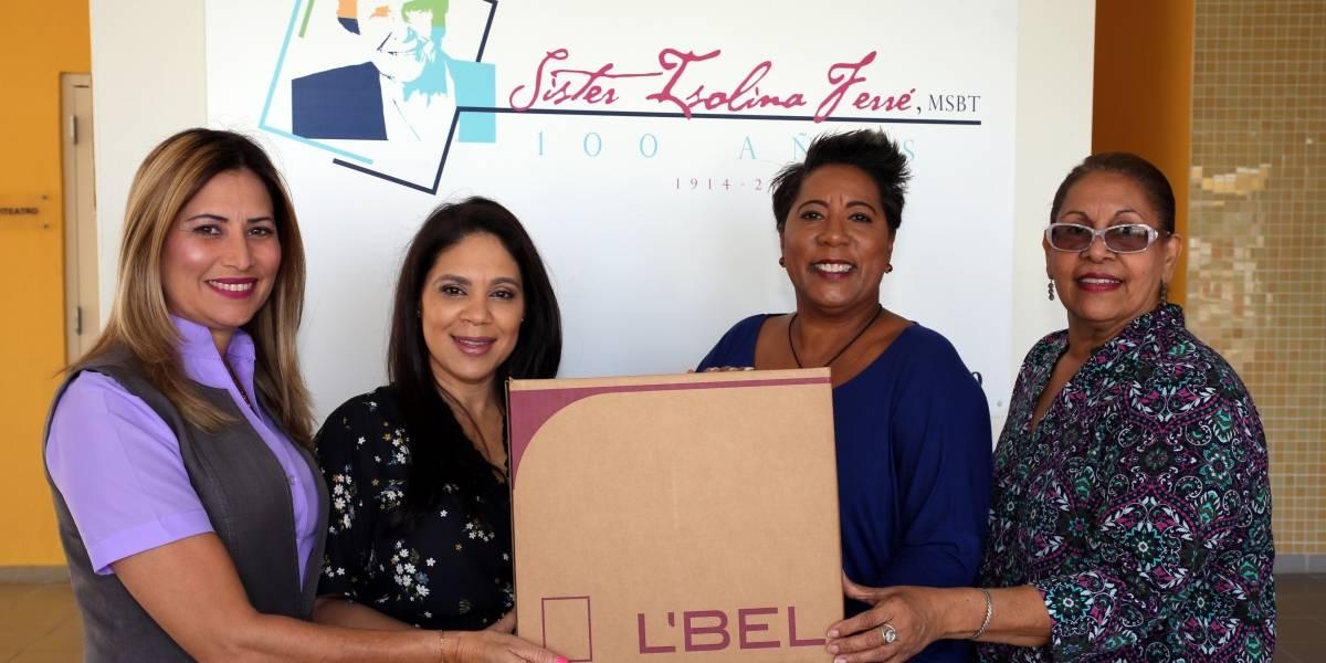 L'bel dona miles de productos a la comunidad puertorriqueña